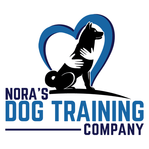 Nora's Dog Training Company Logo